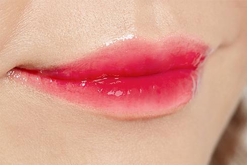 玩轉雙色咬唇妝