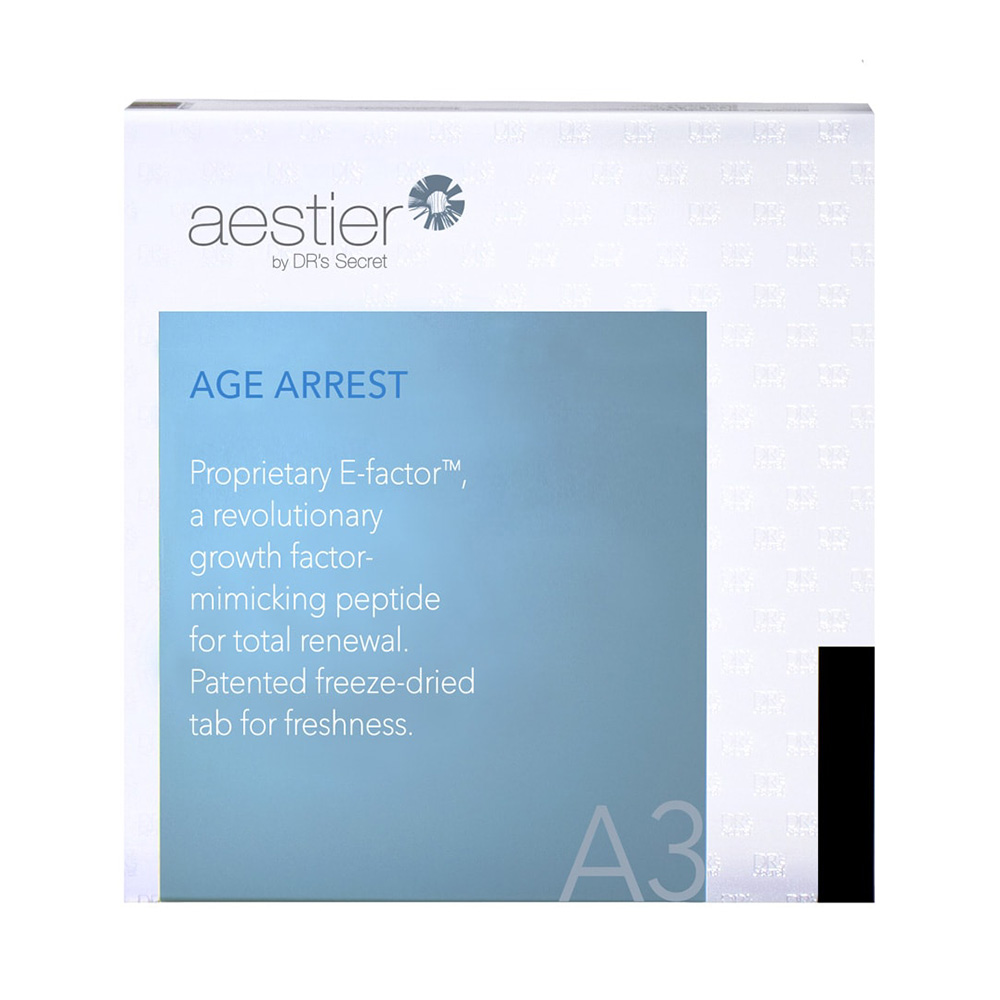 DR's Secret Aestier Age Arrest A3