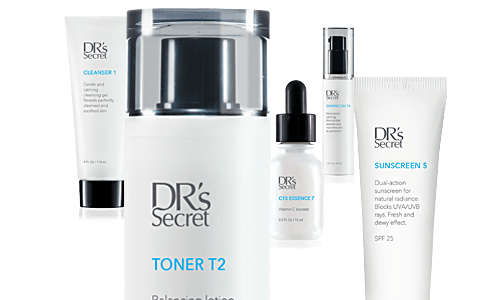 DR's Secret products FAQ