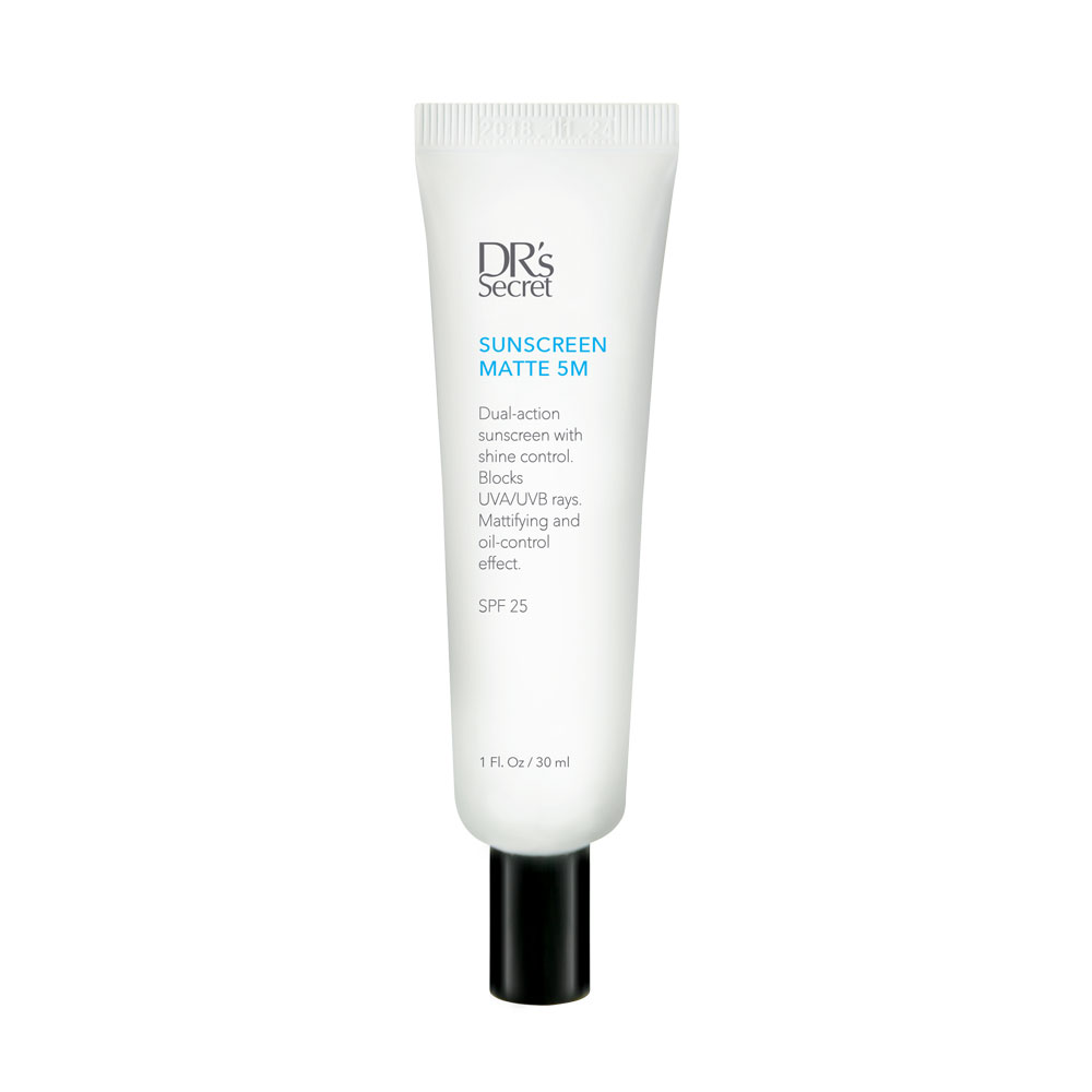 DR's Secret Sunscreen Matte 5M