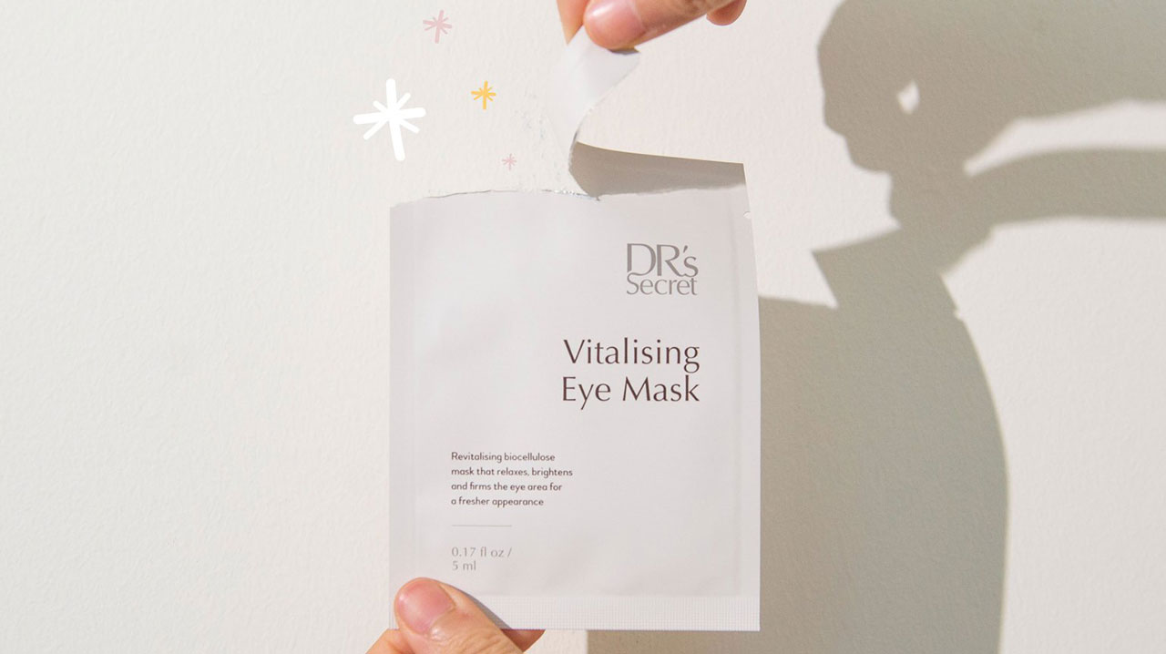 Your Lower Eye Isn't the Only Eye Area that Needs Attention - DR's Secret New Eye Mask