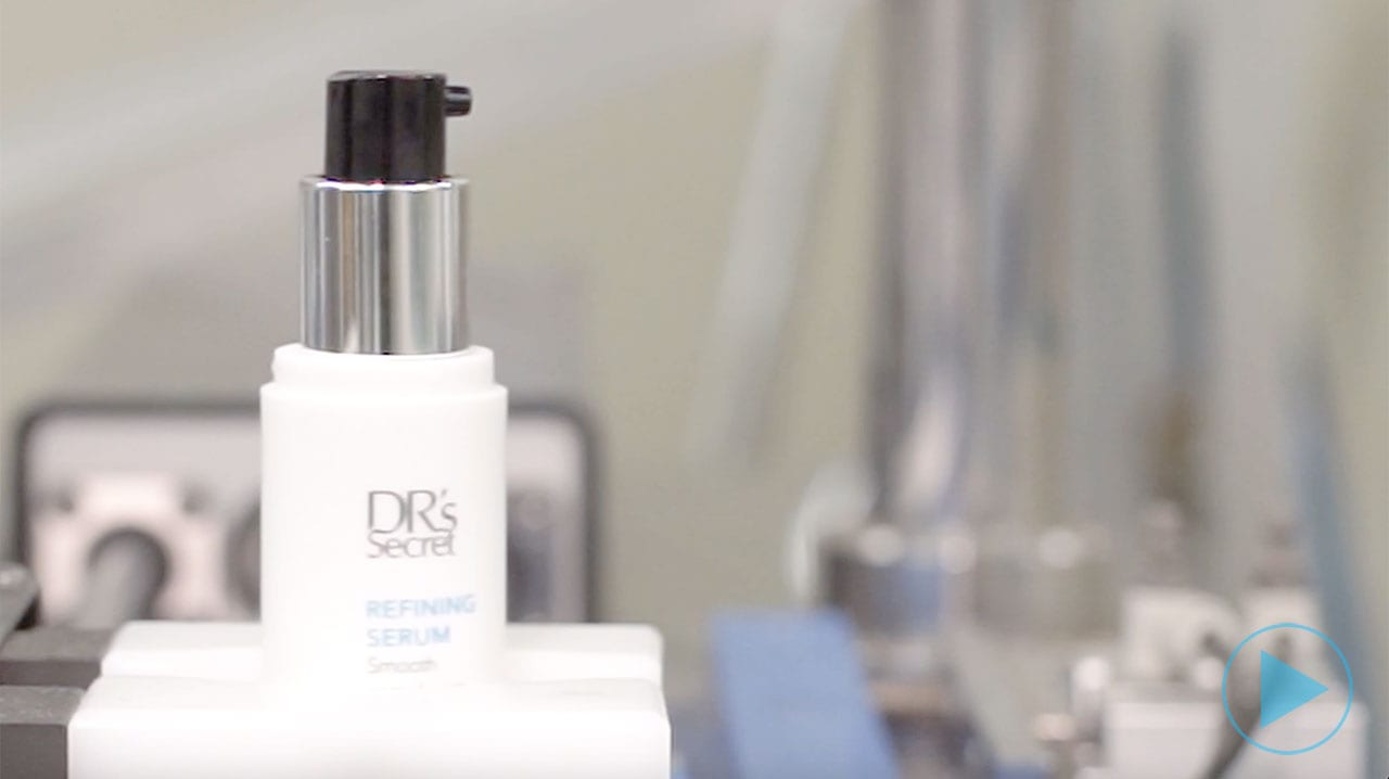Behind-the-scenes: How is DR's Secret Refining Serum 9 made?