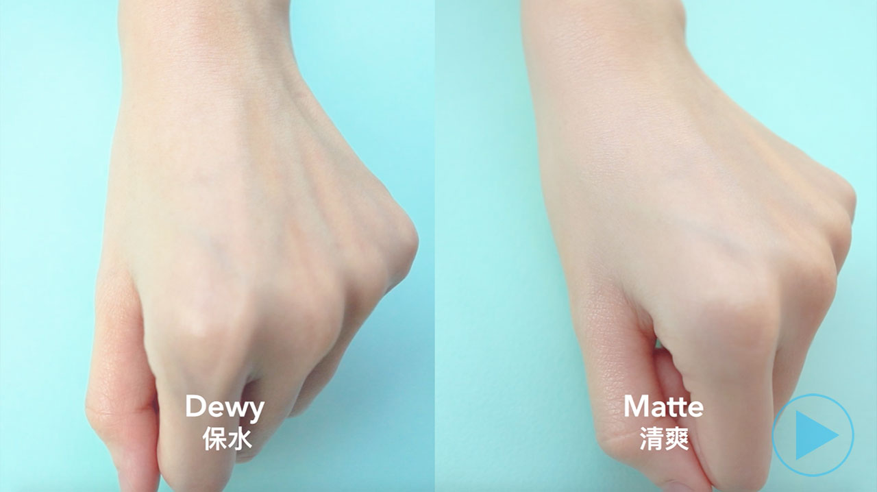 DR's Secret Sunscreens: Dewy vs Matte Fresh