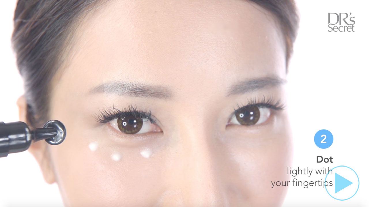 Tutorial: How to use Aestier Eye Cream for effective eye care