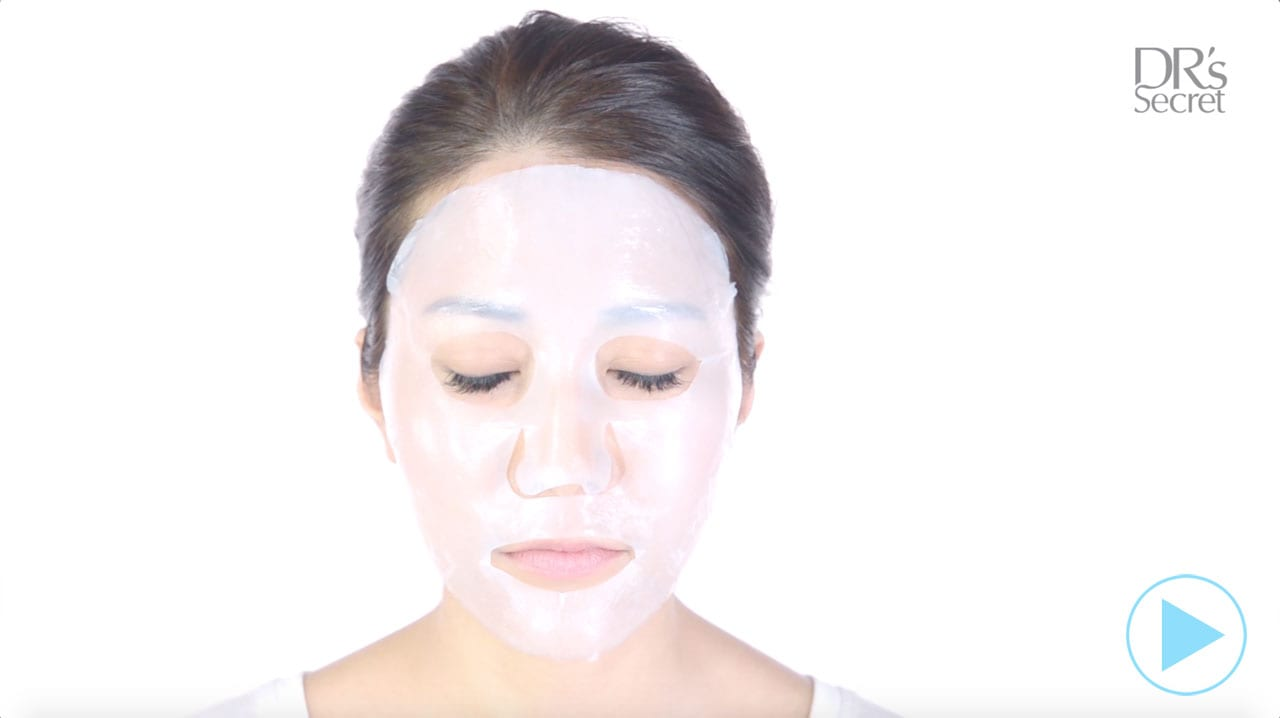 Tutorial: How to use Aestier Hydro Mask for a quick hydration boost