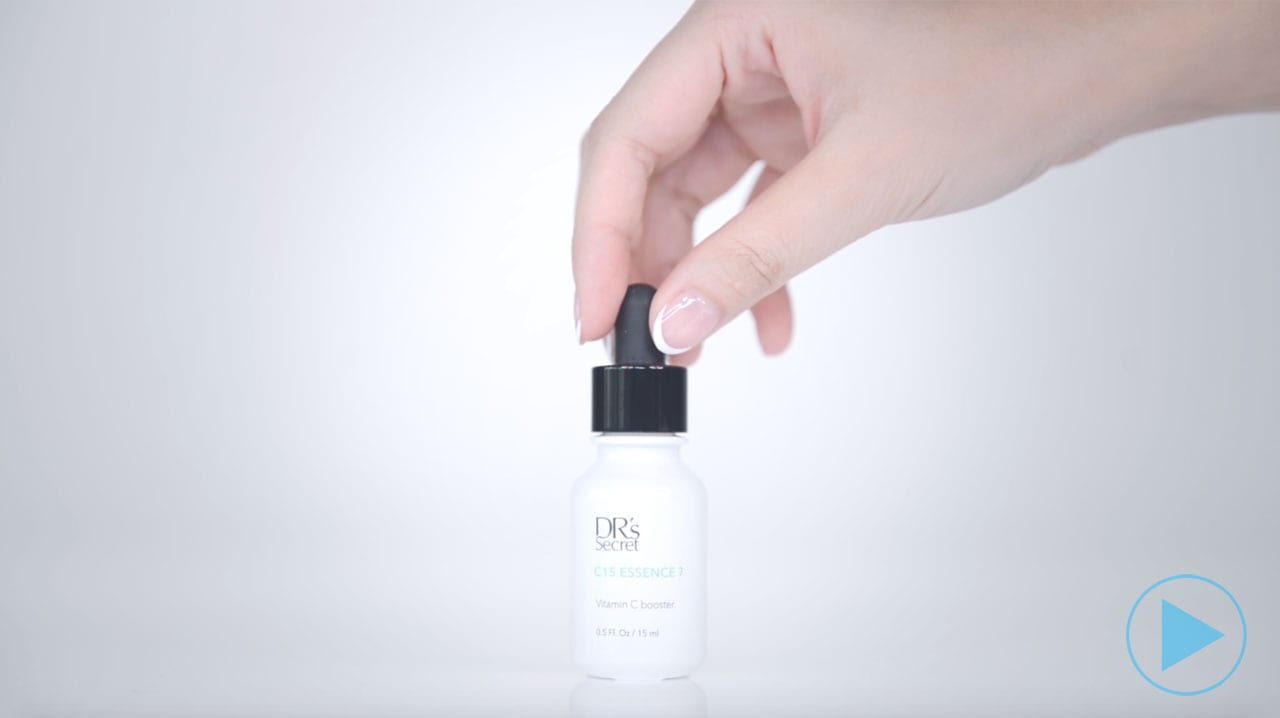 Tutorial: How to use DR's Secret C15 Essence 7 in your skin care routine