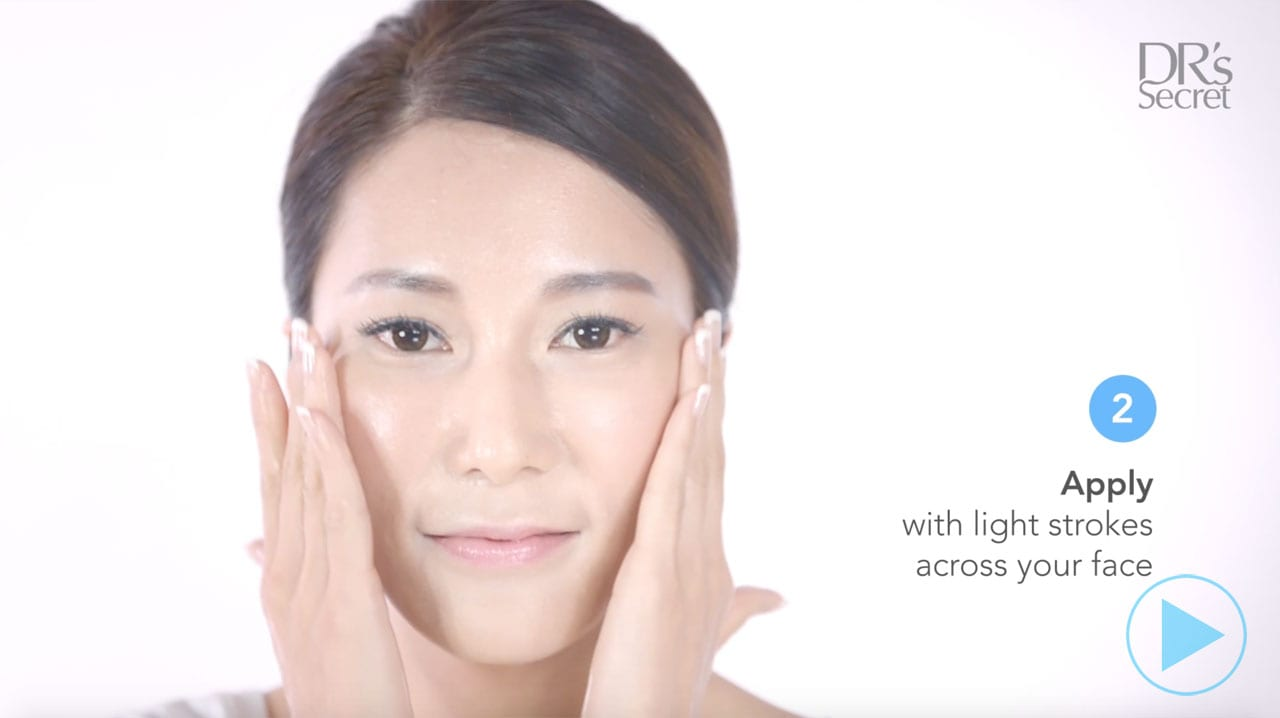 How to use DR's Secret Skinlight T3 for radiant skin