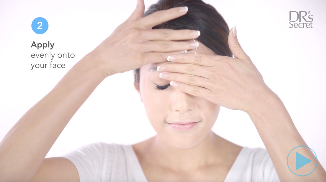 How to use DR's Secret Skinrecon T4 for nourished skin