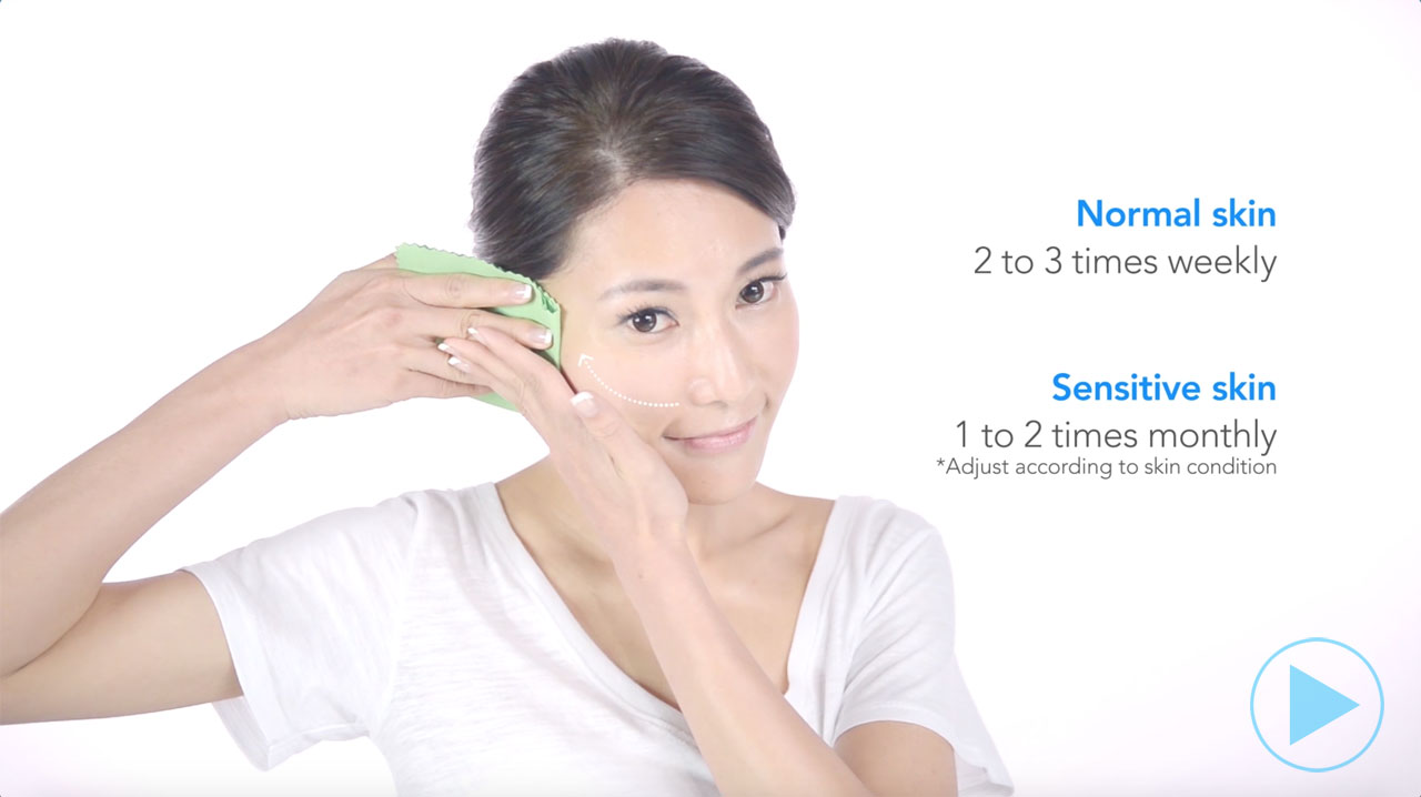 Tutorial: How to use Miraglo with DR's Secret Cleanser 1 for glowing skin