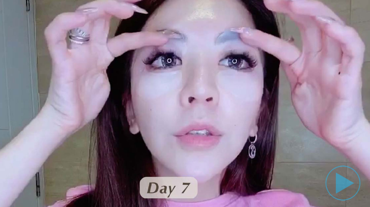 Review: Sunnie Lee - Vitalising Eye Mask